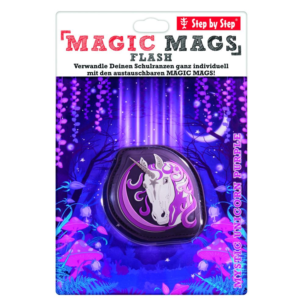 Magic Mags Mystic Unicorn purple flash